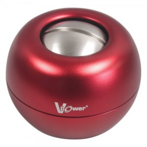 V-Power Red Steel Gyro Exerciser