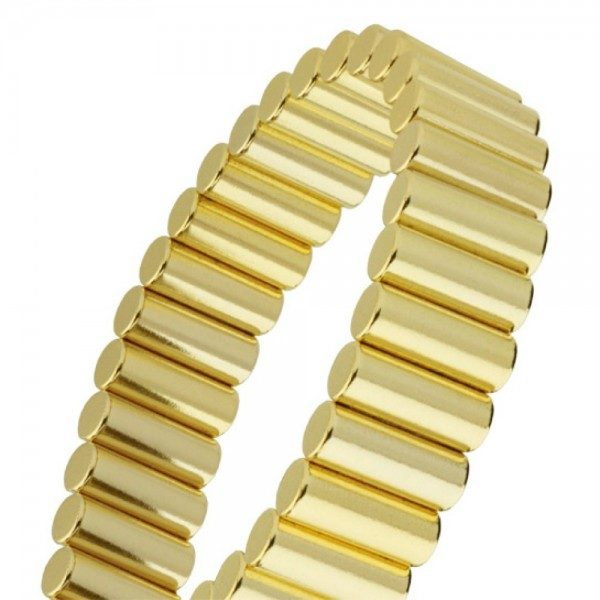 Magnalinx Gold Magnetic Bracelet