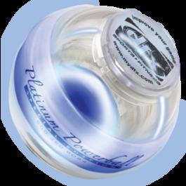 Powerball Platinum Gyro Exerciser with Blue Lights