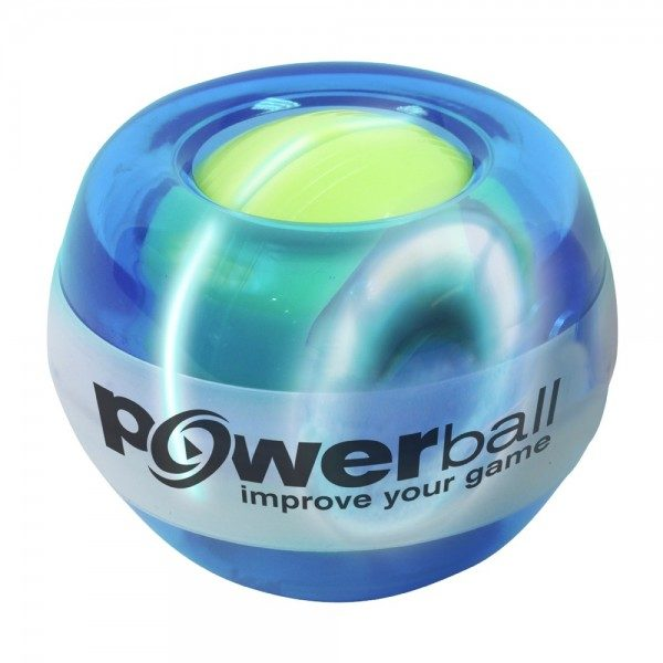 Powerball Blue Gyro Exerciser with Training CD