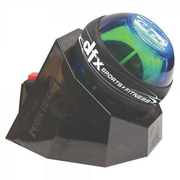 Powerball Sports Pro Gyro Exerciser with PowerDock and Training CD