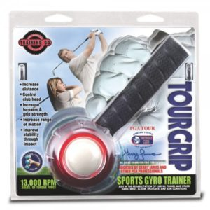 Powerball Tour Grip Golf Gyro Exerciser
