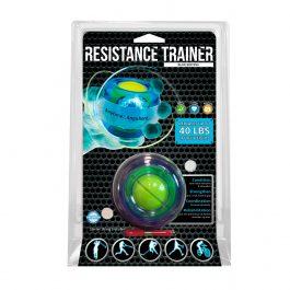 Resistance trainer Gyro exerciser
