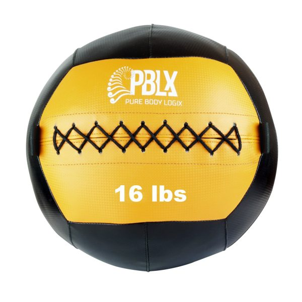 Wall ball 16 pounds