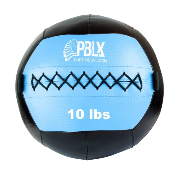 PBLX 10 pound wall ball
