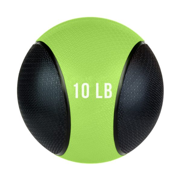 PBLX 10 pound medicine ball