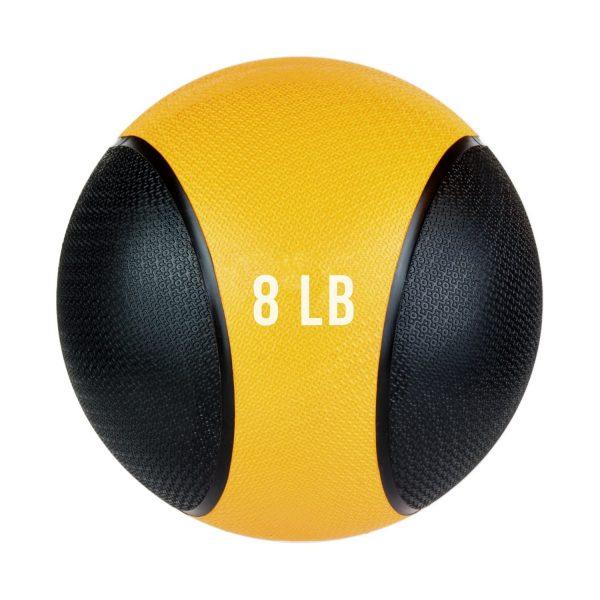 PBLX 8 pound medicine ball