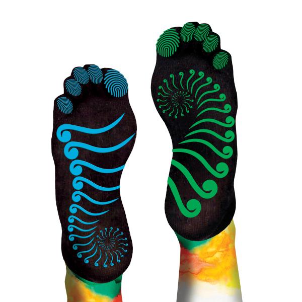PBL Pilates socks